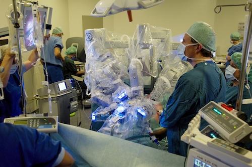 prostaatoperatie robot