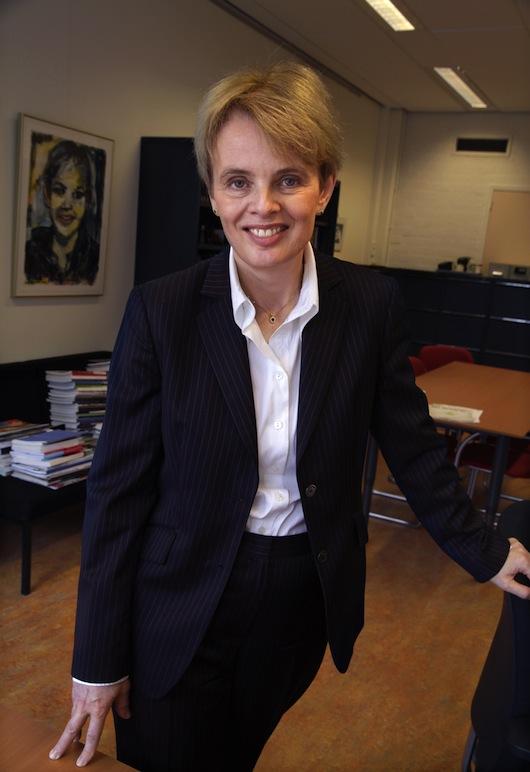 Dorret Boomsma ontvangt KNAW Merianprijs 2011