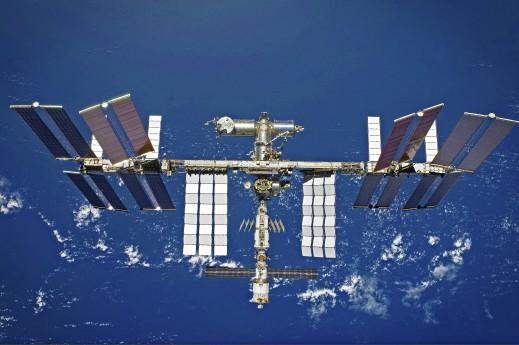 Ruimtestation ISS