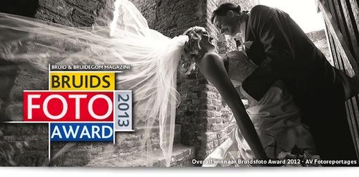 Bruidsfoto Award 2012