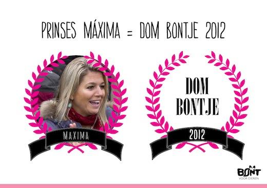 Dom Bontje 2012
