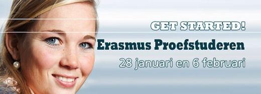 Erasmus Proefstuderen 2013