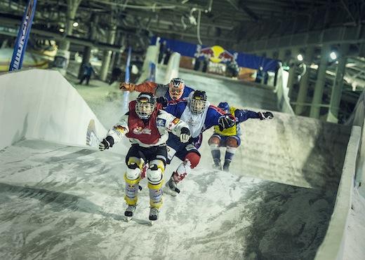 Nederlandse kampioenschappen Ice Cross Downhill 2013 - 03