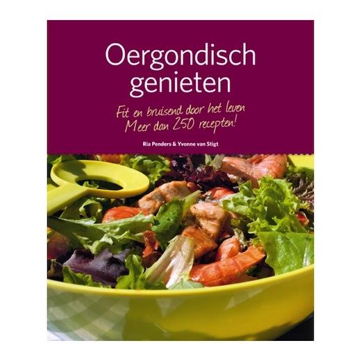 Oergondische genieten, kookboek