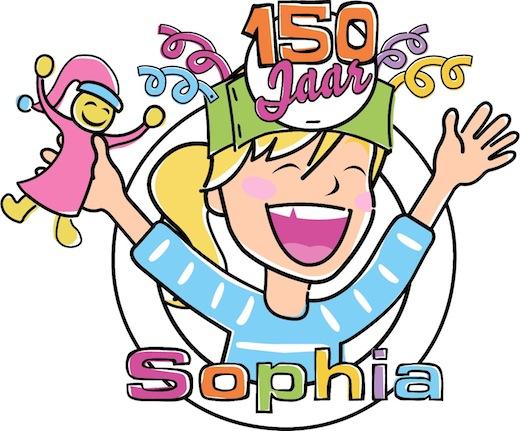 Sophia Kinderziekenhuis bestaat 150 jaar