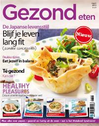 Gezond eten, editie maart 2013