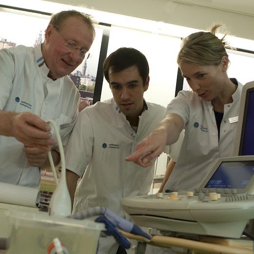 STZ-ziekenhuizen opleiding 2