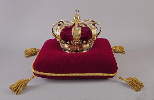 De kroon van het Koninkrijk der Nederlanden