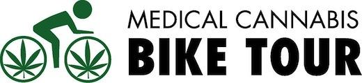 Medical Cannabis Bike tour, logo