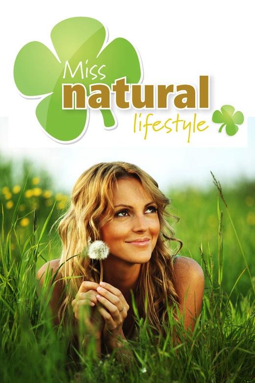 Miss Natural logo beeld
