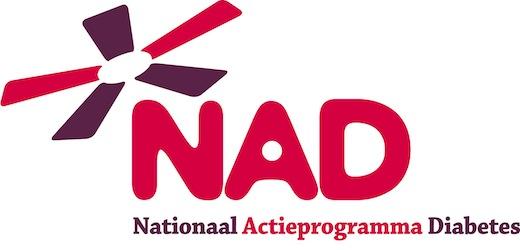 Nationaal Actieprogramma Diabetes, logo