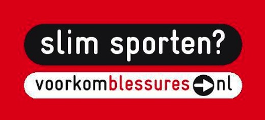 Slim sporten, Voorkomblessures