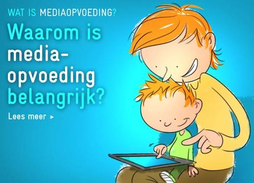 Wat is mediaopvoeding