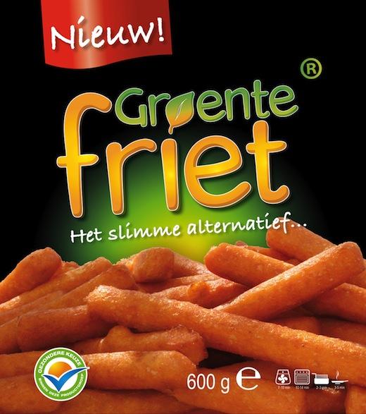 Groentefriet 600gr verpakking
