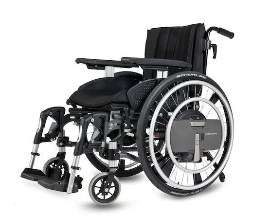 Indes wint RedDot Award 2013, Wheeldrive