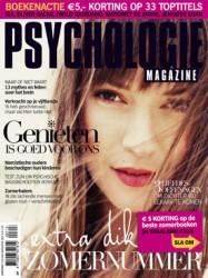 Psychologie Magazine zomer 2013