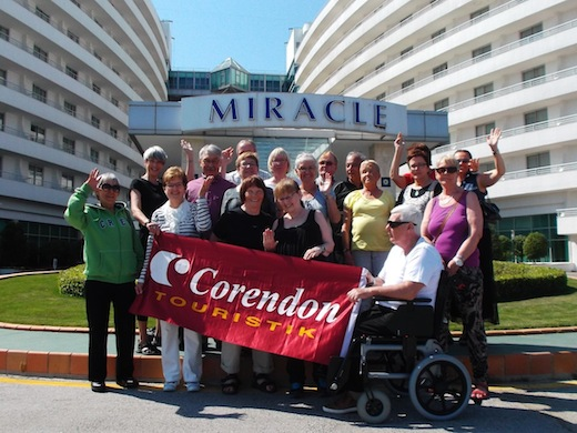 Ondanks nierziekte onbezorgd op vakantie, Corendon, Dialyse 1