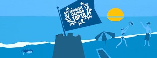 Schoonste Stranden Top 10
