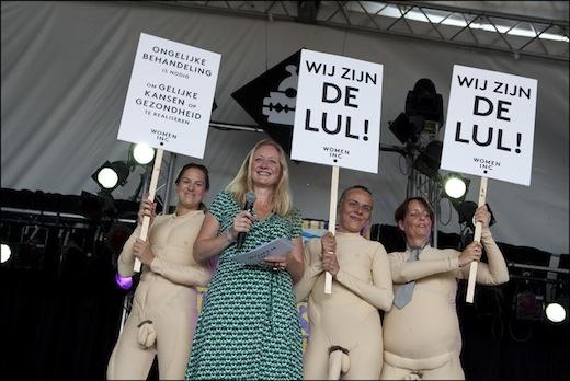 Jannet Vaessen, directeur WOMEN Inc., Lowlands, Llowgenda