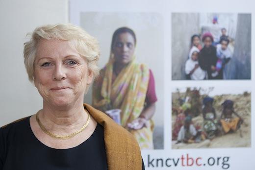 Kitty van Weezenbeek, Algemeen Directeur KNCV Tuberculosefonds