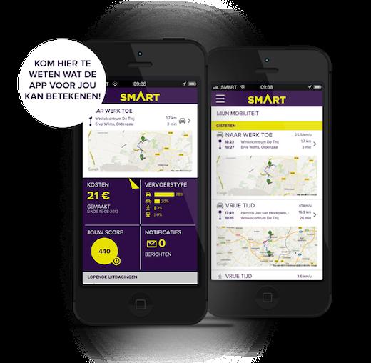 App Smart in Enschede