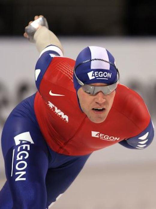 Carl Verheijen, schaatser