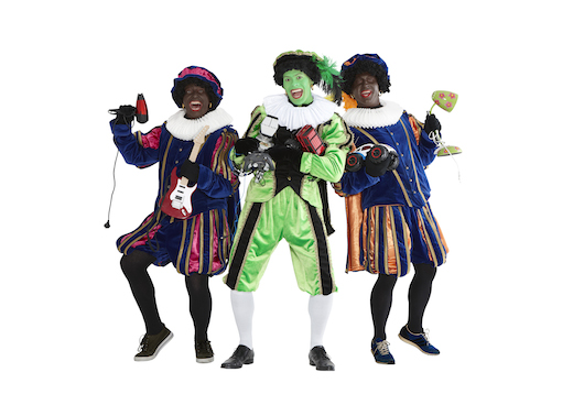 Groene Piet levert elektrisch speelgoed in