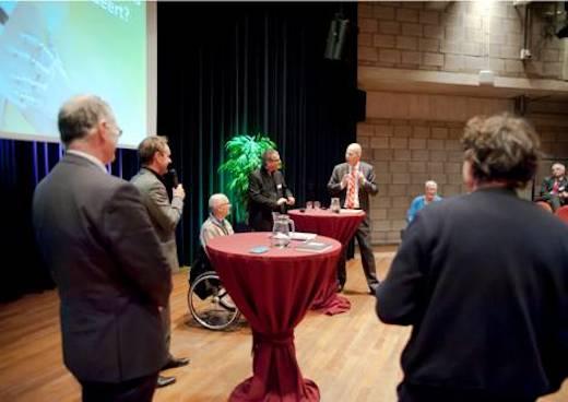 Roessingh, symposium Uw gezondheidszorg in 2025