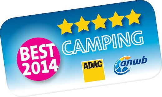 Best camping ADAC-ANWB 2014