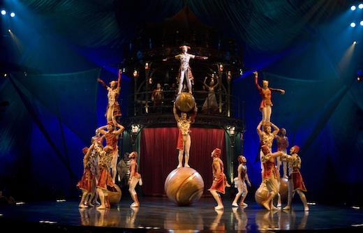 Cirque du Soleil, Charivari