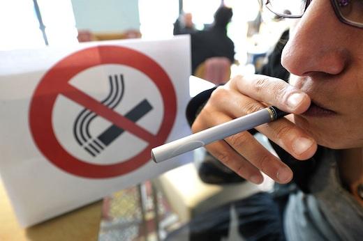 interdiction e-cigarette cigarette électronique