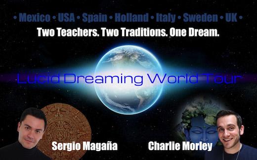Lucid Dreaming World Tour