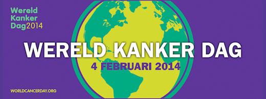Wereld Kanker Dag 2014