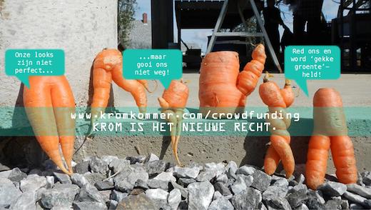 kromkommer, crowdfunding