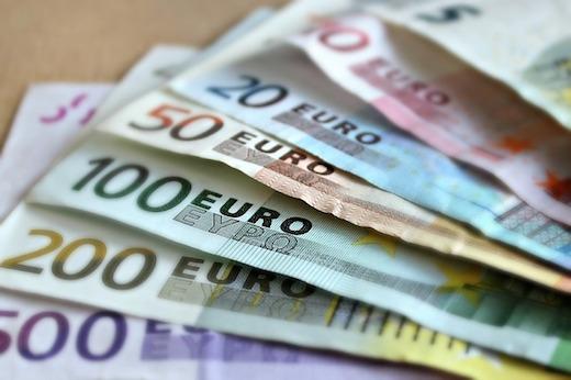 Euro, bankbiljetten