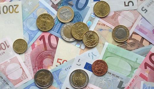 Euro, munten, bankbiljetten