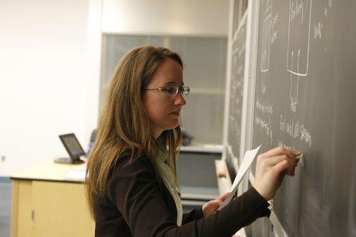 lerares, docent, schoolbord