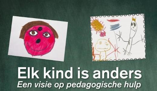 Elk kind is anders, Een visie op pedagogische hulp