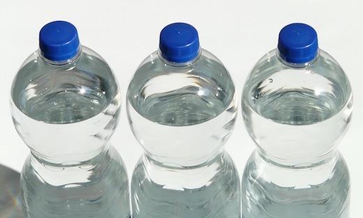 Flessen water
