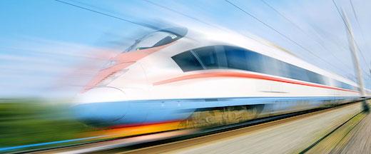 GoEuro, trein