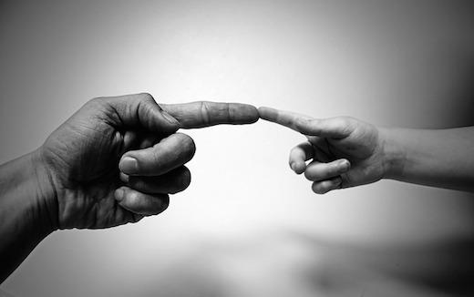 Handen, Michelangelo