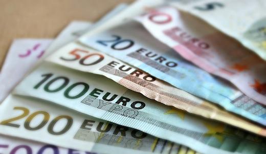 Bankbiljetten, Euro