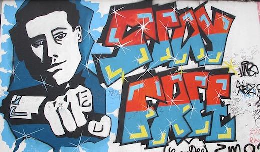 Grafitti, Stay Free
