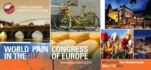 World Pain Congres 2014
