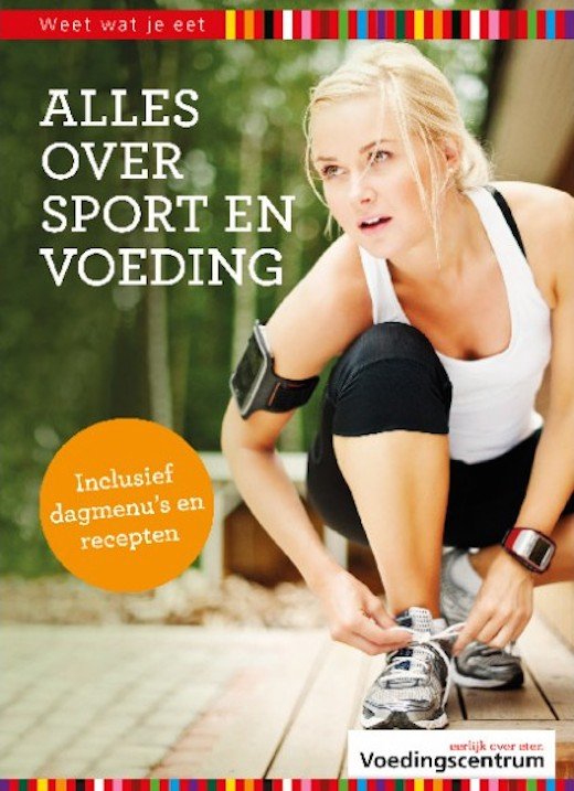 Alles over sport en voeding, Voedingscentrum, 520x717