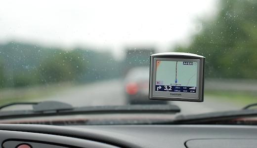 Auto, navigatie