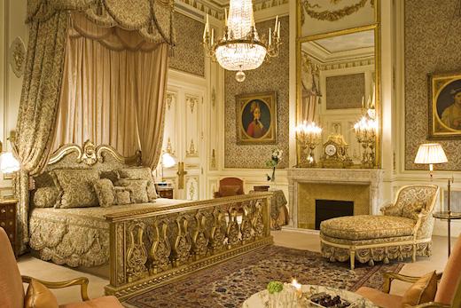 Hotel Ritz Parijs Suite Imperiale