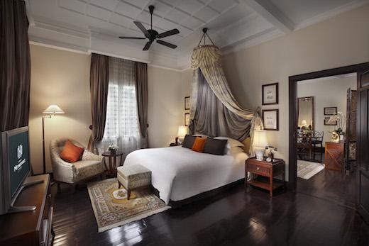 Metropole Hanoi Graham Greene Suite