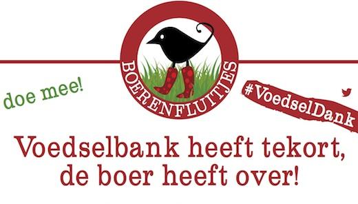 Boerenfluitjes Voedselbank VoedselDank