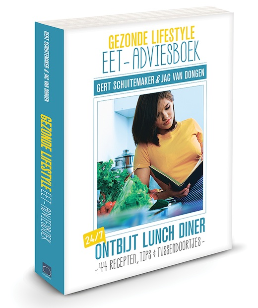 Gezonde Lifestyle Eet-Adviesboek Gert Schuitemaker Jac van Dongen